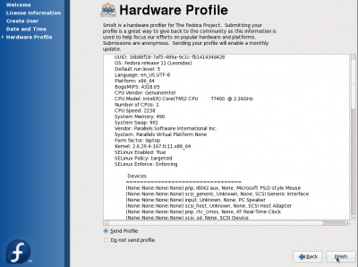 35 hardware profile
